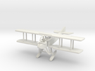"SPAD A.2, ""Skis"" 1:144th Scale in White Strong & Flexible"