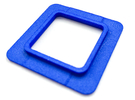 Spacer for Novoflex QPL-Video plate in Blue Strong & Flexible Polished
