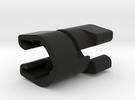 Clip Set for Original Bugaboo Wheelie Board in Black Strong & Flexible
