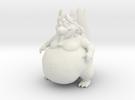 Nefirian Dreamwaker Leupak Figure in White Strong & Flexible