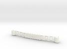DJI Phantom Universal Utility Mount in White Strong & Flexible Polished