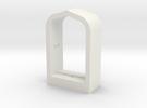 Arabian Window Frame in White Strong & Flexible