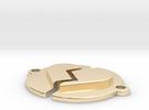Broken Pendants A Type in 14K Gold