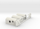 AG Capital Connection, NZ, (OO Scale, 1:76) in White Strong & Flexible