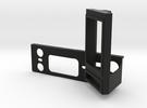 (CFTBL) Creature Poster Mod - Main Bracket (Uni) in Black Strong & Flexible