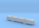 Korail Refurbished Diesel Car Moto Trailer in Frosted Extreme Detail