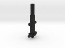 Revox switch repair rod in Black Acrylic