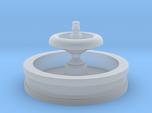 N Scale Fountain