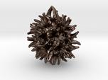 Sweetgum Tree Seed Pendant: Necklace/Earring
