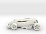 Shredder Race Car Toy