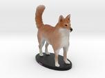 Custom Dog Figurine - Milo
