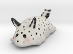 Stylised Sea Bunny slug (Jorunna parva/goma-chan)