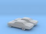 1/160 2X 1967 Chevy Chevelle