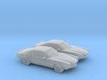 1/160 2X 1972 Chevrolet Camaro Z28