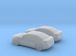 1/160 2X 2010-13 Chevrolet Cruze Sedan