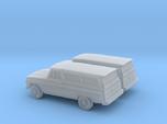 1/160 2X 1966 Chevrolet Suburban