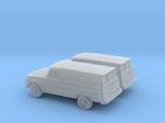 1/160 2X 1966 GMC Panel Van