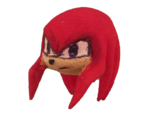Custom Knuckles The Echidna Inspired Lego
