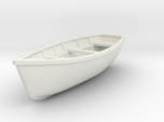 Wooden Boat  01. 1:24  Scale