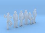 6 Figures HO scale 1:87 scale
