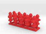 Fire Hydrant 'O' 48:1 Scale Qty (10)
