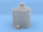 Single Corn Silo Z Scale
