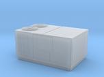 HO Scale Rooftop HVAC Unit