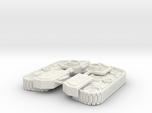 Blocky Driller Tracks Attachment