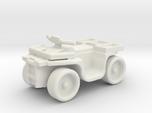 Quad ATV 1-87 HO Scale Style (Aggressive)