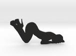 Tummy Heeled Girl