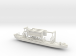 German WWII Hansa Type 9000 Freighter & Tug 1/1800