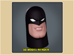 1:6 Scale Space Ghost Head