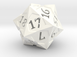 'Starry' D20 Spindown Life Counter Die