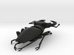 Articulated Stag Beetle (Lucanus cervus)