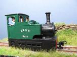 009 Irish Tram Engine