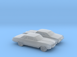 1/160 2X 1963 Buick Riviera