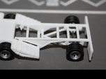 000035 Booster Axle HO 1:87