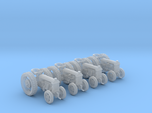 4 Tractors Z Scale