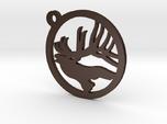 Elk Keychain 1