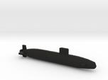 Trafalgar Class SSN, Full Hull, 1/1800