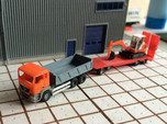 1:148 MAN Tipper Truck