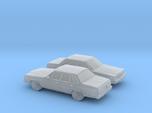 1/160 2X 1978-83 Ford Fairmont Sedan