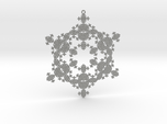 Snowflake Fractal 1 Customizable