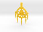Mini Billennium Ring (Gravity Falls X Yu-gi-oh!)