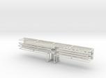 HO 1/87 Long Loading Platform for trailers