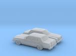 1/160 2X  1977-80  Lincoln Versailles