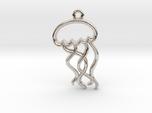 Tiny Jellyfish Charm