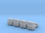Peterbilt 320 Single Axle Z Scale