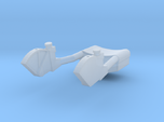F12A-Unfolded TTCA Armrest-CDR & LMP sides
