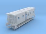 Sou Ry. bay window caboose - Round roof - HO scale